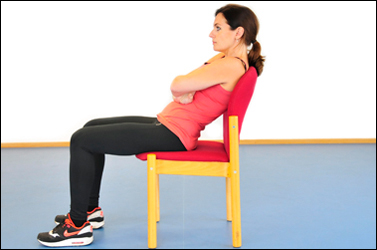 Common Posture Mistakes And Fixes Live Well Nhs Choices