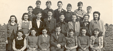 The class of 1948, Tintagel Primary School
