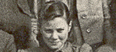 Amy Parsons, Tintagel Primary School, 1948