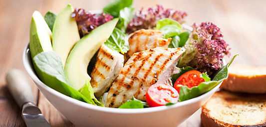 How to have a balanced diet healthy living nhs choices for Healthiest fish to eat for weight loss