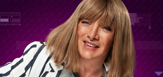 Kellie Maloney (courtesy of Channel 5 Broadcasting)