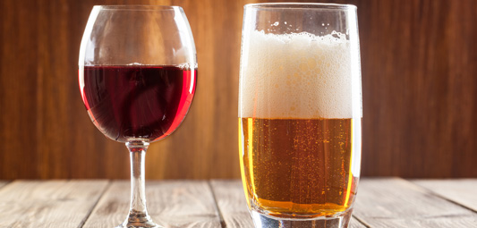 The risks of drinking too much live well nhs choices regularly drinking more than 14 units a week risks damaging your health ccuart Images