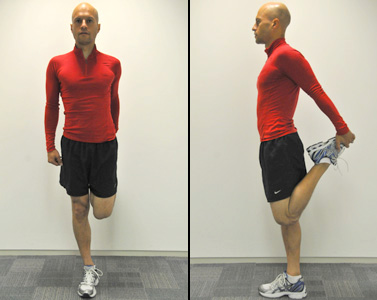 how to stretch after a run  live well  nhs choices