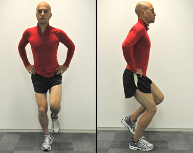 Knee exercises - Live Well - NHS Choices