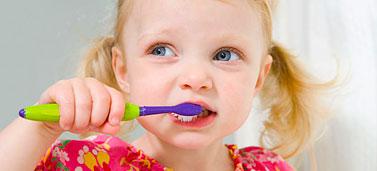 Niños e Higiene Dental