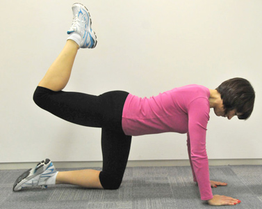 10-minute firm butt workout - NHS Choices