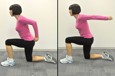 10 Minute Upper Arms Workout Nhs Choices