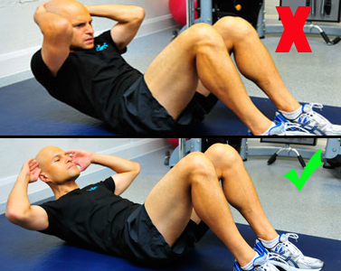 top 10 gym exercises done incorrectly  live well  nhs