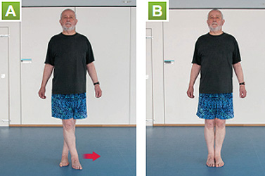Balance exercises - Live Well - NHS Choices