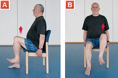 Sitting Exercises Live Well Nhs Choices