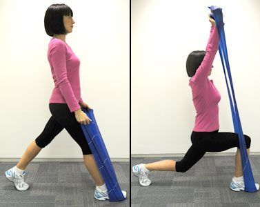 10-minute home toning workout - NHS Choices