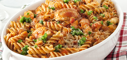 Easy italian chicken recipe healthy recipes nhs choices this quick and healthy version of an italian favourite is low in salt and fat forumfinder Choice Image