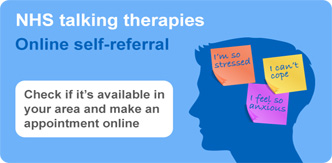 iapt self referral