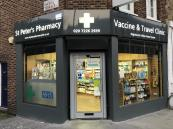 st peters pharmacy