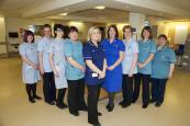 The orthopaedic nursing team