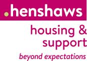 Henshaws Housing logo