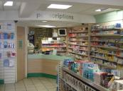Dispensary and Pharmacy medicines view