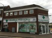 Newdays Pharmacy from High Street in Twyford