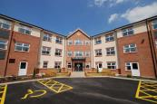 Picture relating to Hinckley House Care Home