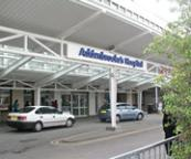 Addenbrooke's main entrance