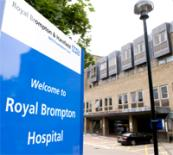Welcome to Royal Brompton Hospital