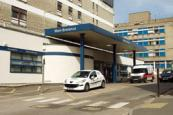 Picture of the Main Block at Watford General Hospital