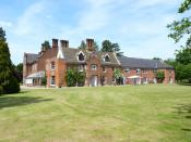 Picture relating to Saxlingham Hall Nursing Home