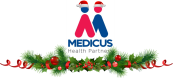 Merry Christmas from Medicus Health Partners