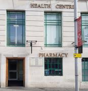 Pharmacy Entrance