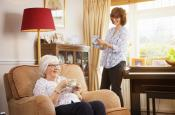 Carers can help with housekeeping