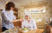Carers can help with cooking