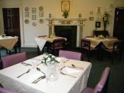 The main dinning room