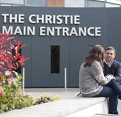 The Christie Main Entrance
