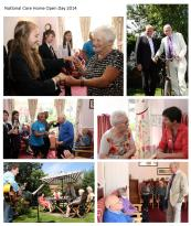 National Care Home Open Day at St Cecilia's