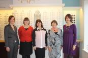 Park Lane Opticians Staff