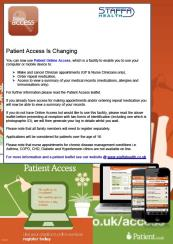 Online Access poster image