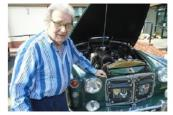 Vintage Vehicle Visits Hillcroft