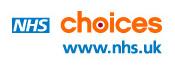NHS Choices www.nhs.uk
