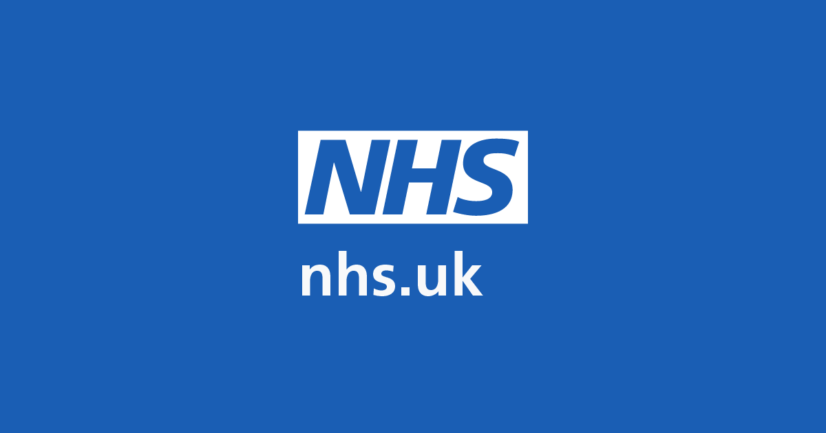 The NHS website - NHS