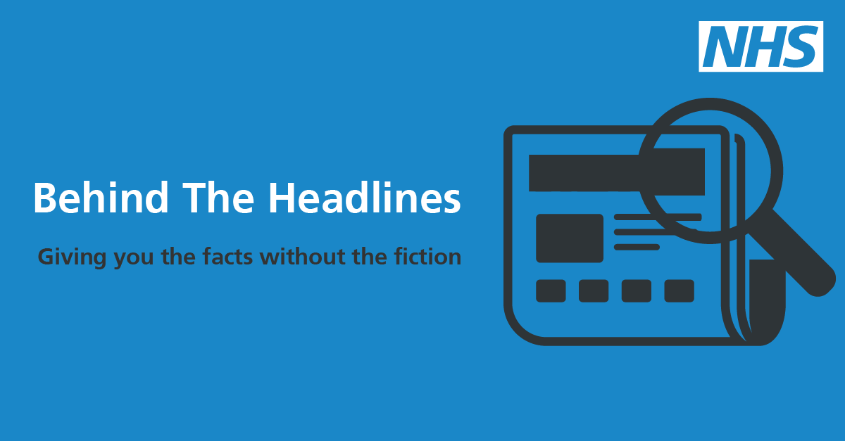 Behind the Headlines - NHS