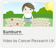 Sunburn: the burning issue. A video by Cancer Research UK